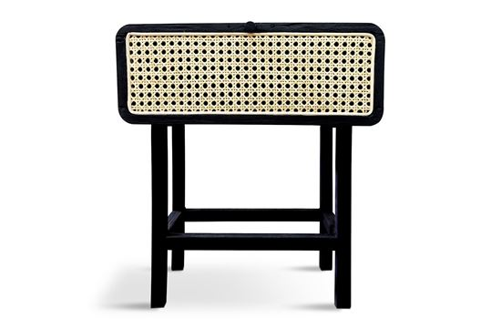 Picture of Eden Black Side Table