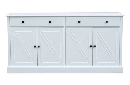 Picture of Eastport Sideboard White