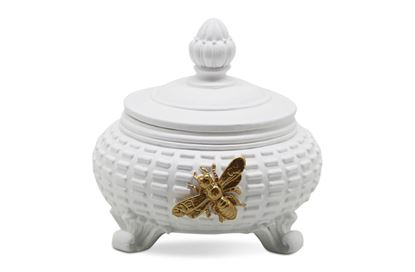 Picture of Gold Bee Jar