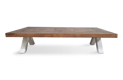 Picture of Sienna Coffee Table White Base