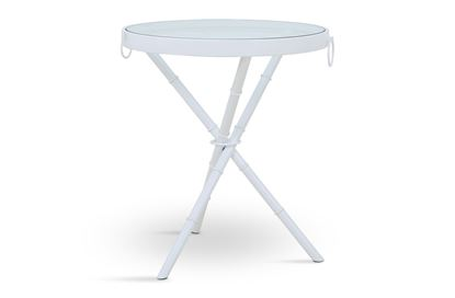 Picture of Kyoto White Side Table