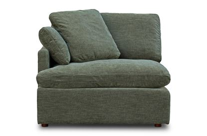Picture of Cosy Eucalyptus Left End - Modular Sofa