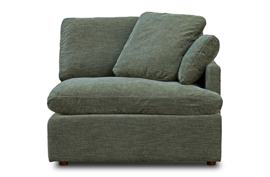 Picture of Cosy Eucalyptus Right End - Modular Sofa