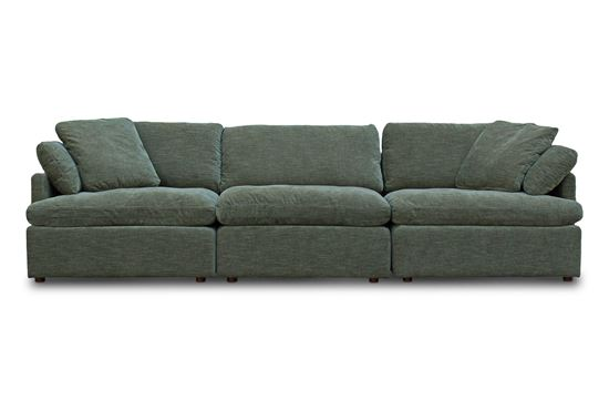 Picture of Cosy Eucalyptus Sofa - Package Two