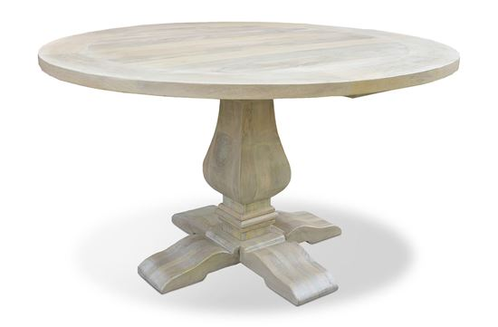 Picture of Jasper Round Table – BEACH