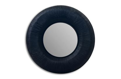 Picture of Cosy Mirror Black