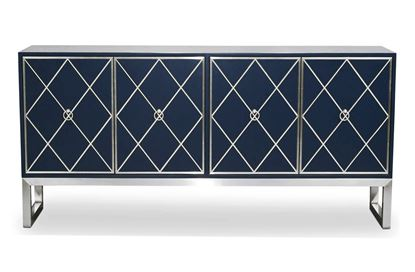 Picture of Cayman Sideboard Royal Silver