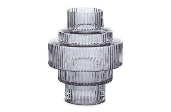 Picture of Dapper Light Grey Vase