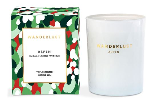 Picture of Aspen Scented Candle