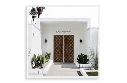 Picture of Louis Vuitton Door 35 x 35 W/F