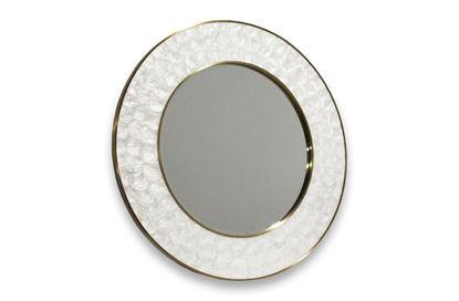 Picture of Stella Round Mirror