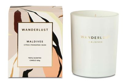 Picture of Maldives Scented Candle