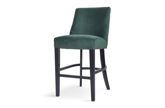 Picture of Bentley Forest Barstool Antique Gold