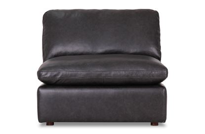 Picture of Cosy Midnight Leather Centre - Modular Sofa