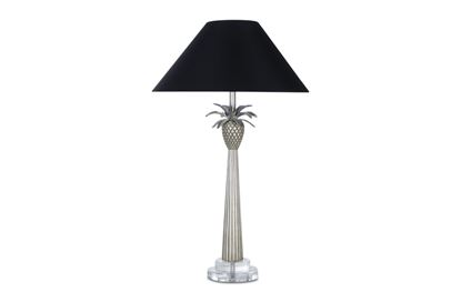 Picture of Champagne Pineapple Lamp