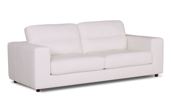 Picture of Living 3 seat Sofa Snow