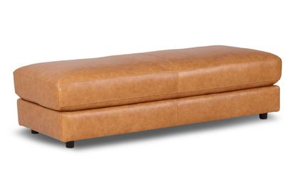 Picture of Living Rectangle Ottoman Vintage