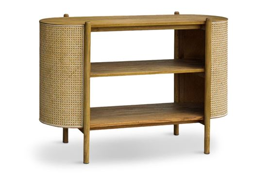Picture of Eden Natural Open Sideboard