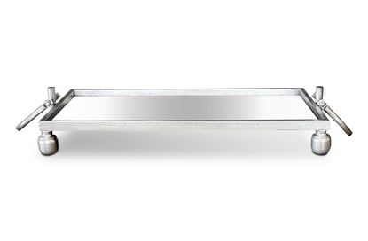 Picture of Noir Silver Tray