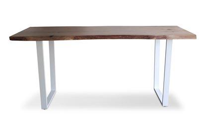 Picture of Bondi Bar Table White U Frame