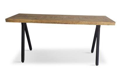 Picture of Sienna 2m Console With Black Base