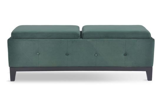 Picture of Bentley Forest Ottoman