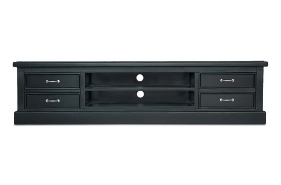 Picture of New York Entertainment Unit W/ Silver Handles