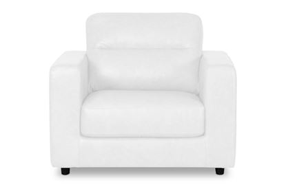 Picture of Living Armchair Sofa Snow