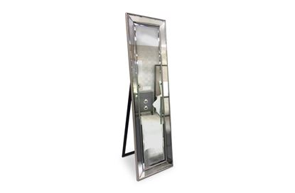 Picture of Cheval Floor Mirror Silver