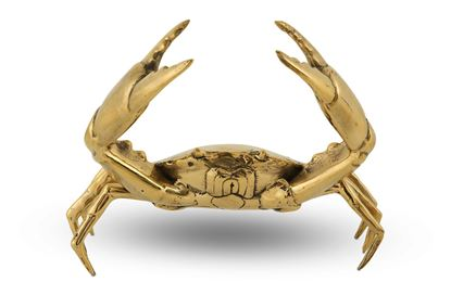 Picture of Crab Gold Large