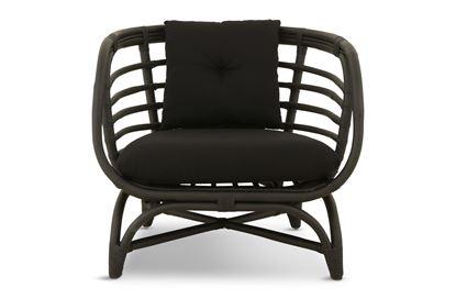 Picture of Bermuda Single Seat black on black