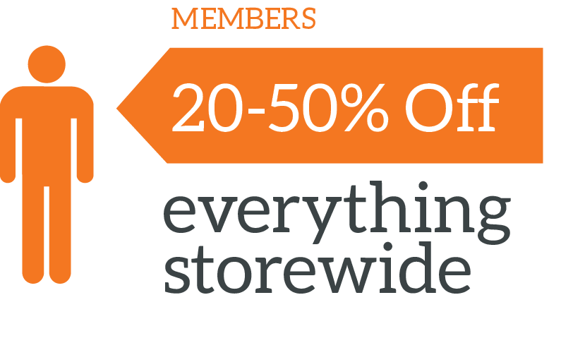 30-50% Off everything